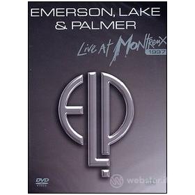 Emerson, Lake & Palmer. Live At Montreaux 1997