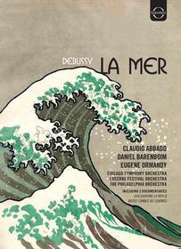Claude Debussy - La Mer (2 Dvd)
