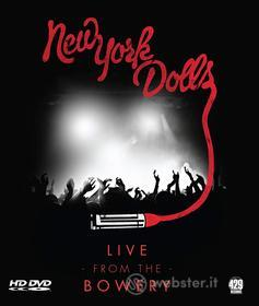 New York Dolls - Live From The Bowery (Blu-ray)