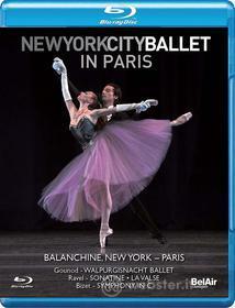 New York City Ballet In Paris (Blu-ray)