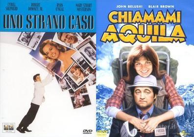 Uno Strano Caso / Chiamami Aquila (2 Dvd)
