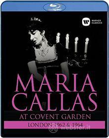 Maria Callas. At Covent Garden. 1962 & 1964 (Blu-ray)