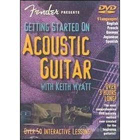Fender presents: Getting Started on Acustic Guitar