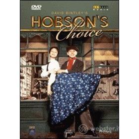 David Bintley. Hobson's Choice