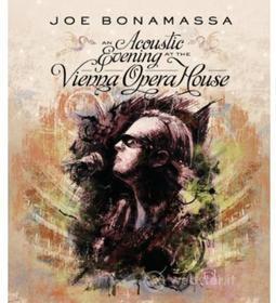Joe Bonamassa - An Acoustic Evening At The Vienna Opera House (Blu-ray)