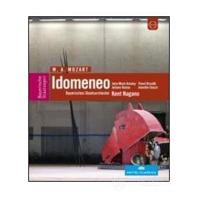 Wolfgang Amadeus Mozart. Idomeneo (Blu-ray)