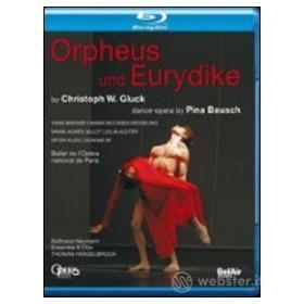Christoph Willibald Gluck. Orpheus un Eurydike. Orfeo ed Euridice (Blu-ray)