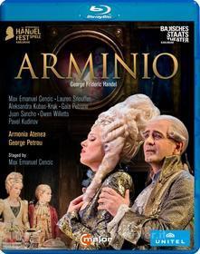 Georg Friedrich Handel - Arminio (Blu-ray)