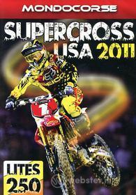Supercross USA 2011. cl. Lites 250