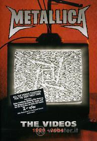Metallica. The Videos. 1989 - 2004