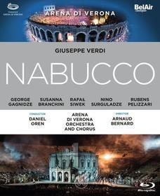 Giuseppe Verdi - Nabucco (Blu-ray)