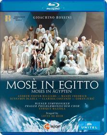 Gioacchino Rossini - Mose' In Egitto (Blu-ray)