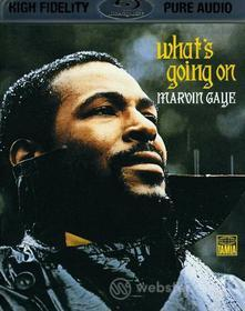 Marvin Gaye - What's Going On (Blu-Ray Audio) (Blu-ray)