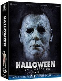 Halloween Film Collection (Ltd) (9 Blu-Ray+Book) (Blu-ray)