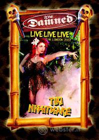 The Damned - Live: Tiki Nightmare