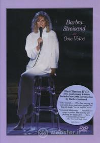 Barbra Streisand. One Voice
