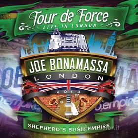 Joe Bonamassa - Tour De Force: Live In London - Shepherd'S Bush (Blu-ray)
