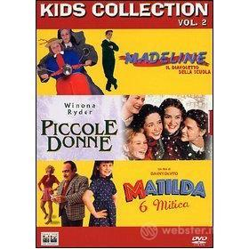 Kids Collection. Vol. 02 (Cofanetto 3 dvd)