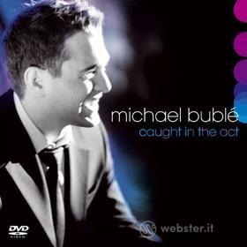 Michael Buble' - Caught In The Act (Dvd+Cd) (2 Dvd)