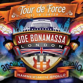 Joe Bonamassa - Tour De Force: Live In London - Hammersmith Apollo (Blu-ray)