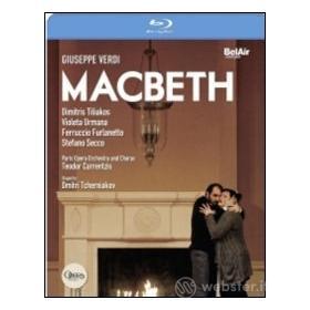 Giuseppe Verdi. Macbeth (Blu-ray)