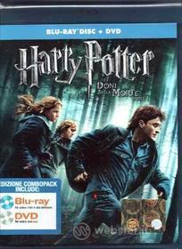 Harry Potter E I Doni Della Morte - Parte 01 (Blu-Ray+Dvd) (2 Blu-ray)