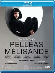 Claude Debussy - Pelleas Et Melisande (Blu-ray)