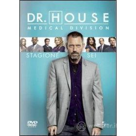 Dr. House. Medical Division. Stagione 6 (6 Dvd)