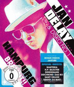 Jan Delay / Disko No.1 - Hamburg Brennt!!! (Blu-ray)