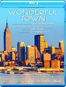Leonard Bernstein - Wonderful Town (Blu-ray)