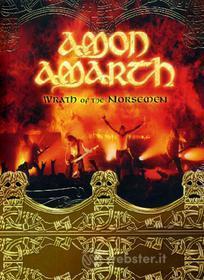 Amon Amarth. Wrath Of The Norsemen(Confezione Speciale 4 dvd)