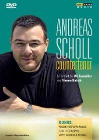 Andreas Scholl. Countertenor