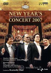 Kazushi Ono - New Year's Concert 2007 - Live From Teatro La Fenice