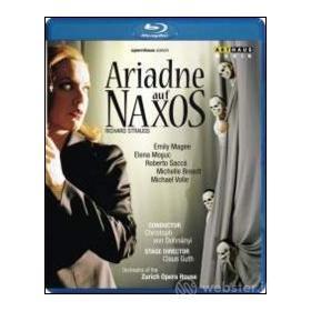 Richard Strauss. Arianna a Nasso. Ariadne auf Naxos (Blu-ray)