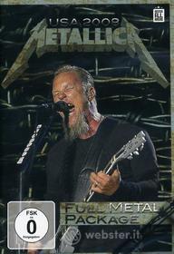 Metallica. Full Metal Package. USA 2008