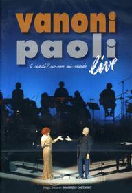 Vanoni & Paoli Live. Ti ricordi? No, non mi ricordo (2 Dvd)