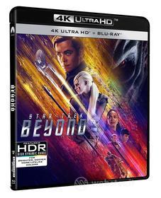 Star Trek - Beyond (Blu-Ray 4K Uhd) (Blu-ray)