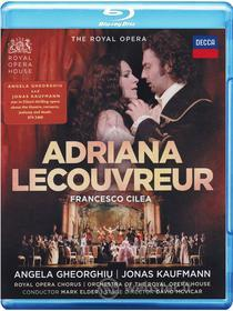 Francesco Cilea. Adriana Lecouvreur (Blu-ray)