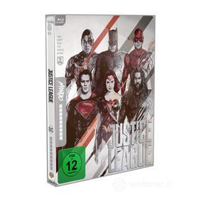 Justice League (Mondo Steelbook) (Blu-ray)