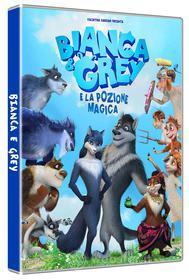 Bianca & Grey E La Pozione Magica