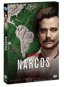 Narcos - Stagione 03 (4 Dvd)