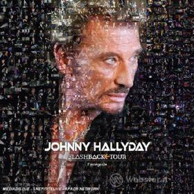 Johnny Hallyday - Flasback Tour Integral (3 Cd+2 Dvd)
