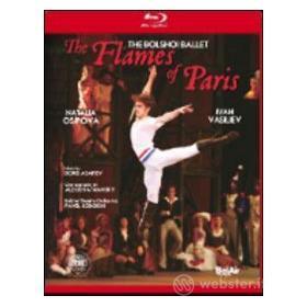 Boris Asafyev. The Flames of Paris (Blu-ray)
