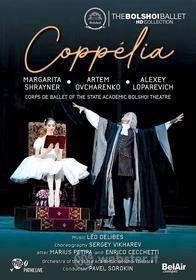 Leo Delibes - Coppelia - The Bolshoi Ballet Hd Collection (Blu-ray)