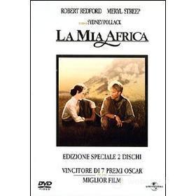 La mia Africa (Edizione Speciale 2 dvd)