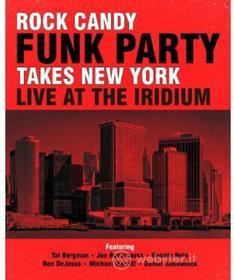 Rock Candy Funk - Rock Candy Funk Party Takes New York: Live At The (3 Blu-ray)