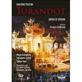 Giacomo Puccini. Turandot (Blu-ray)