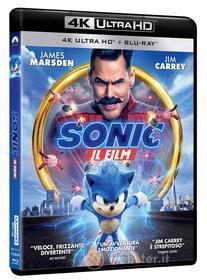 Sonic - Il Film (Blu-Ray+Blu-Ray Ultra HD 4K) (2 Blu-ray)