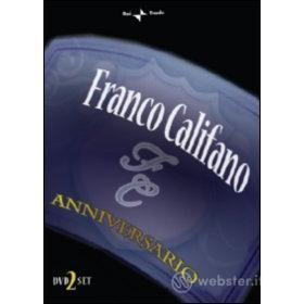 Franco Califano. Anniversario. In concerto (2 Dvd)