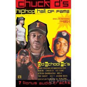 Chuck D. Chuck D's Hip Hop Hall Of Fame